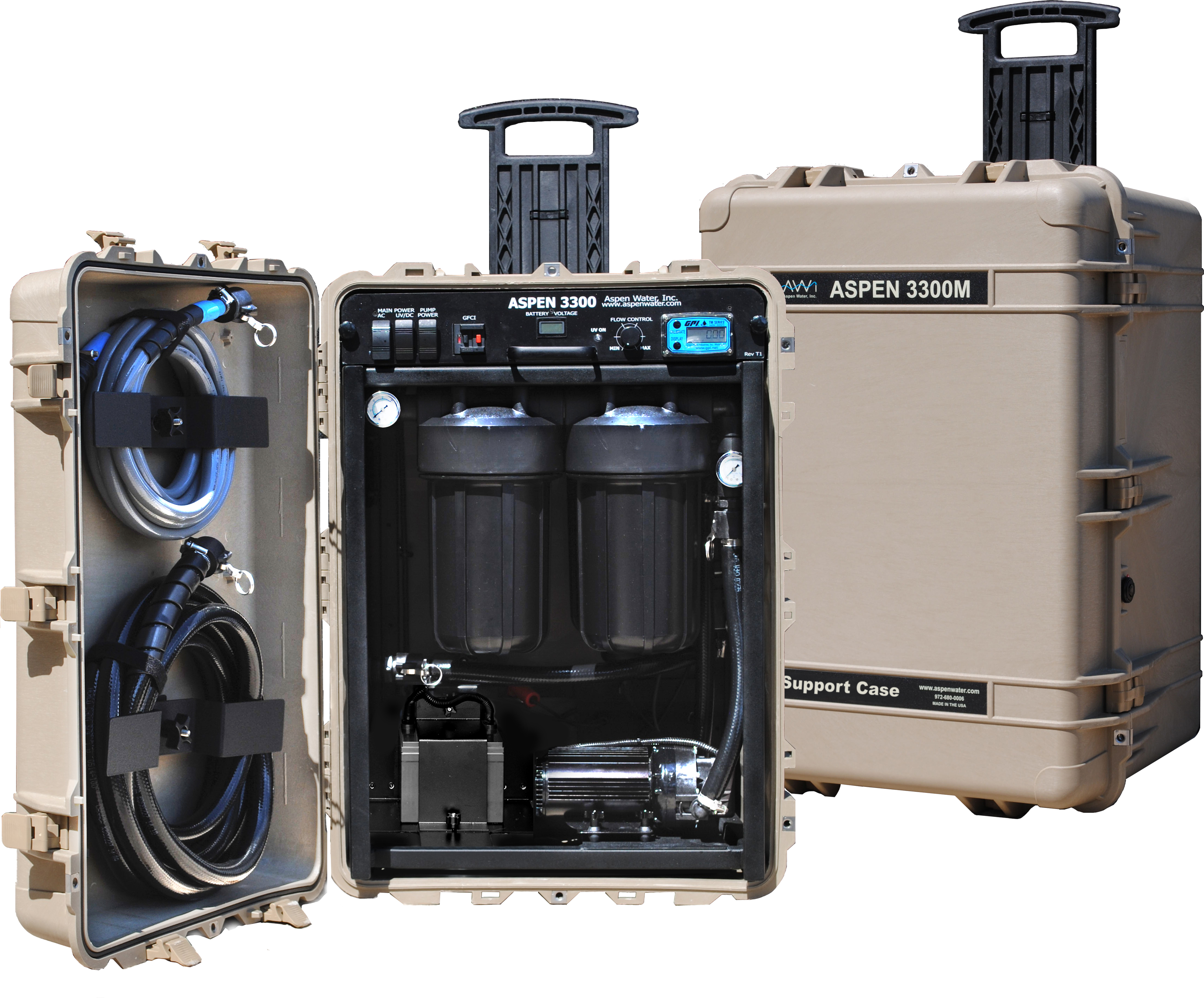 Fresh Water Purification Systems Aspen Water Inc